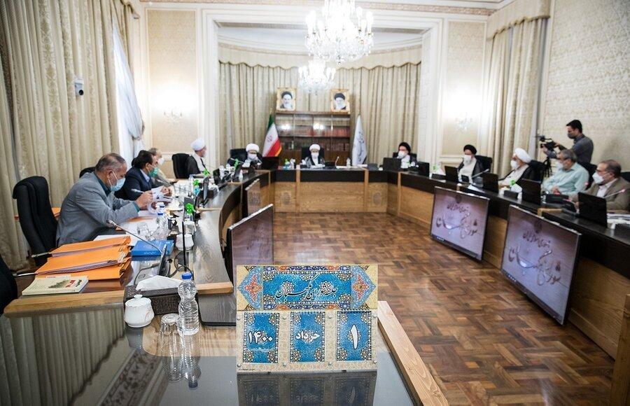 عکس   پرونده داوطلبان انتخابات ریاست جمهوری روی میز شورای نگهبان