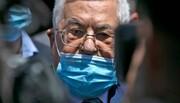 محمود عباس با هیات امنیتی مصر دیدار کرد