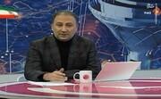 انتقاد شدید مجری تلویزیون از مدیران به دلیل قطعی برق / فیلم