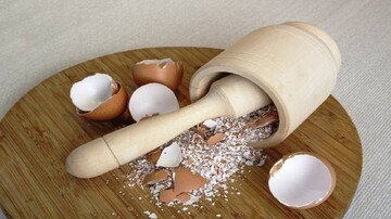 خواص شگفتانگیز پوست تخم مرغ برای مو و دندان که از آن بیاطلاعید