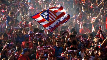 نوجوان اسپانیایی در جریان جشن قهرمانی اتلتیکو مادرید جان باخت
