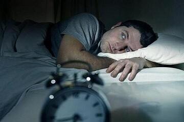 درمان ساده بیخوابی   چگونگی خوابیدن سریع در عرض چند دقیقه