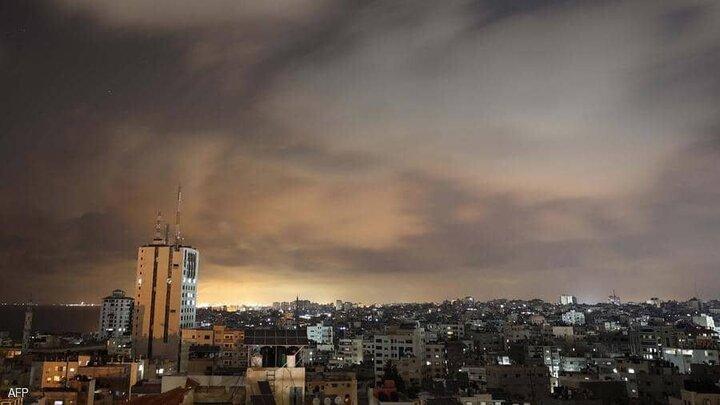 آواره شدن ۵۰هزار فلسطینی در جنگ علیه غزه