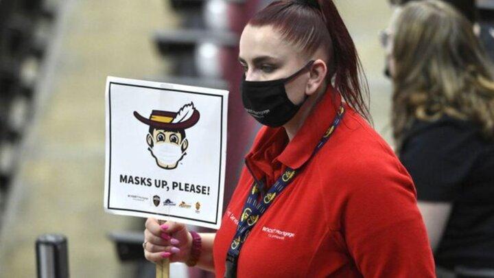 لغو الزام ماسک برای مربیهای NBA