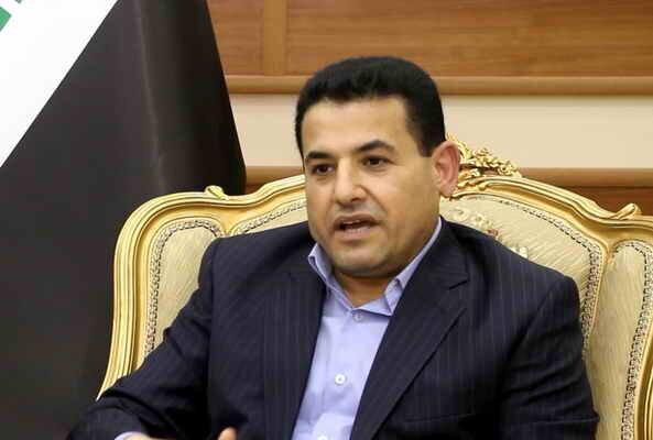 سفر مشاور امنیت ملی عراق به رامالله