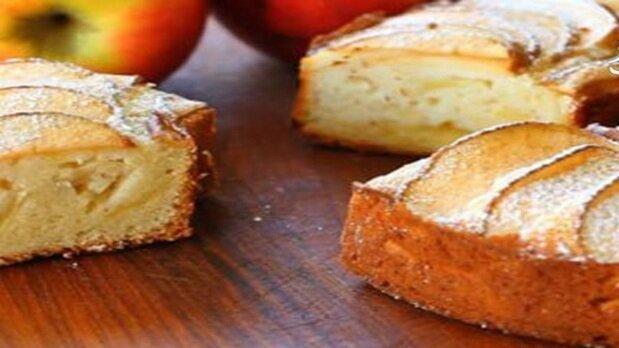 آموزش پخت کیک سیب خوشمزه + مواد لازم