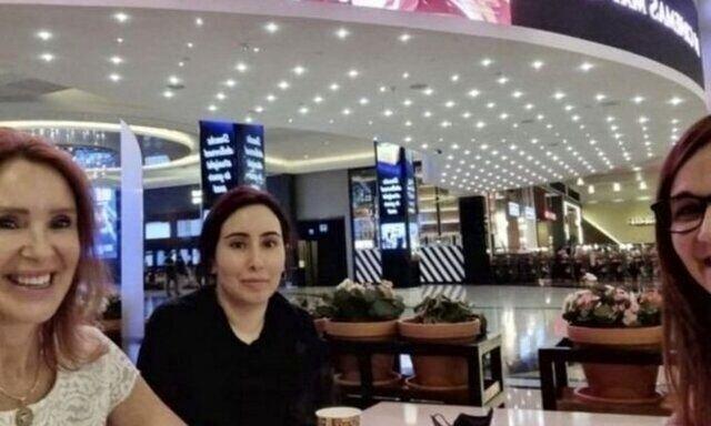 انتشار تصاویری از دختر حاکم دبی در اینستاگرام/عکس