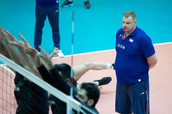 کاروان تیم ملی والیبال ایران به ایتالیا رفت
