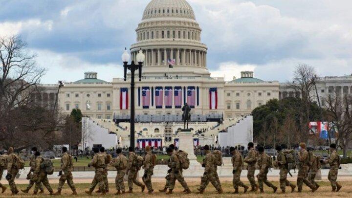 پایان ماموریت نیروهای گارد ملی برای محافظت از کنگره آمریکا