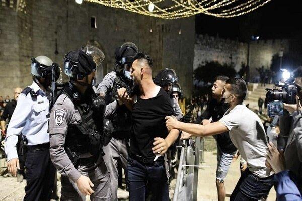 بازداشت حدود ۲۰۰۰ فلسطینی از سوی صهیونیستها در ۵ هفته اخیر