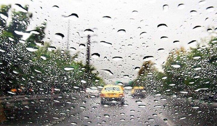 گزارش آب و هوا ۳ خرداد ۱۴۰۰ / بارش باران در ایران آغاز میشود