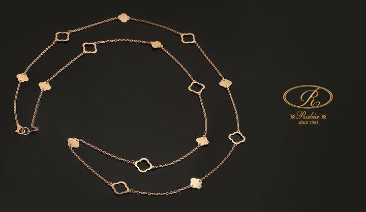 طلا و جواهرات لوکس بیشتر چه رنگی هستند؟