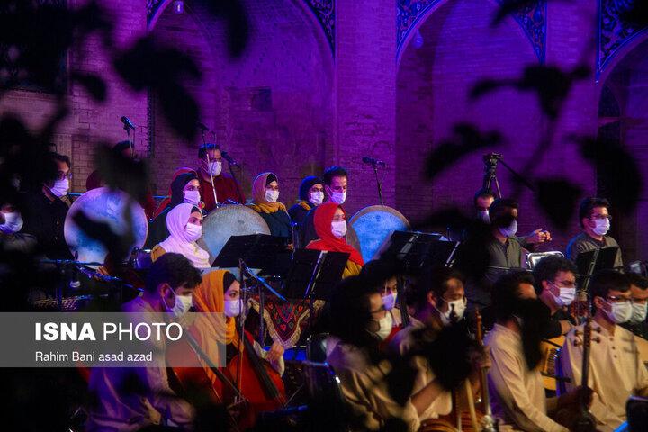 برگزاری چهارمین دوره کنسرتهای آنلاین با حمایت بنیاد رودکی