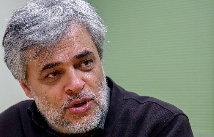 انتقاد محمد مهاجری از محمود احمدینژاد / عکس