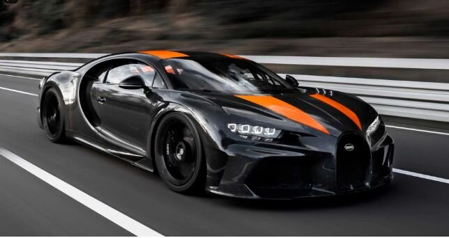 پرسرعتترین و سریعترین خودروهای جهان