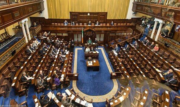 طرح اخراج سفیر رژیم صهیونیستی در پارلمان جمهوری ایرلند