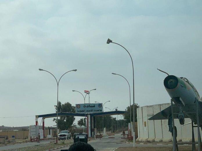 پایگاه عین الاسد هدف حملات موشکی قرار گرفت
