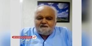 پیام اکبر عبدی بعد از بستری شدن در بیمارستان / فیلم