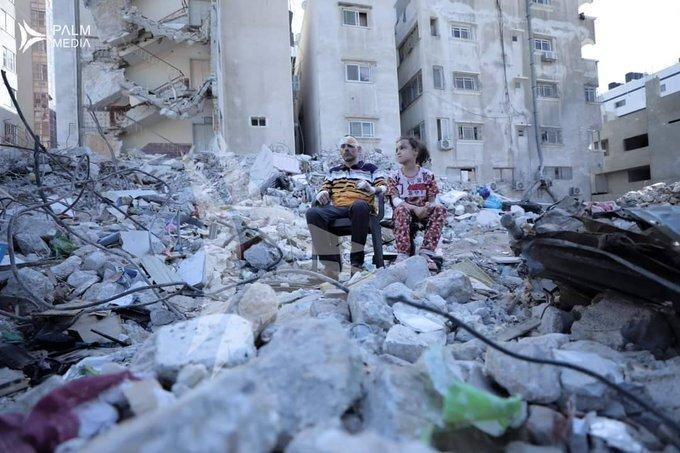جنگ اسرائیل در نوار غزه جنایت جنگی است