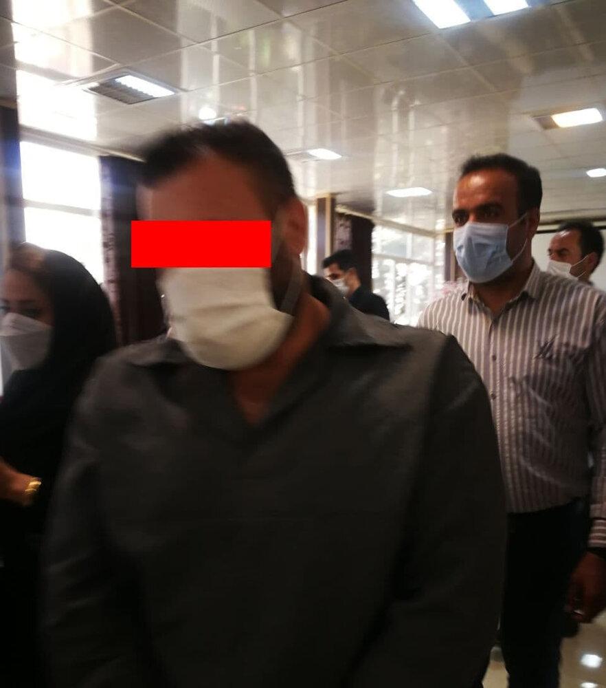 قاتل شهرک پردیس با قصد قبلی اقدام به قتل نموده است+گزارش تصویری