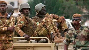 وقوع کودتای نظامی در مالی
