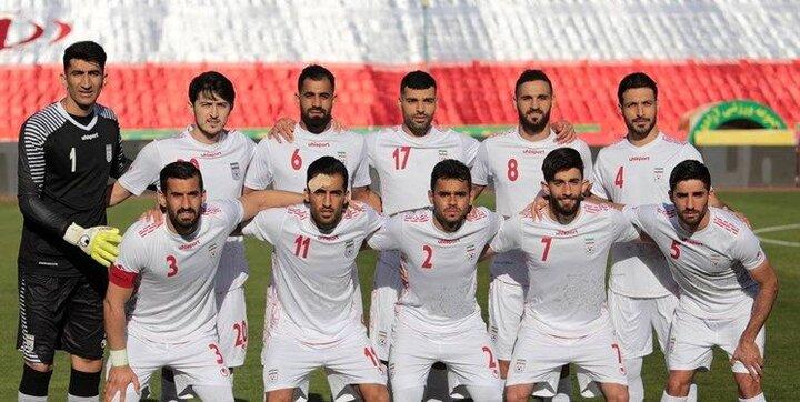 اسامی بازیکنان دعوت شده به تیم ملی فوتبال اعلام شد