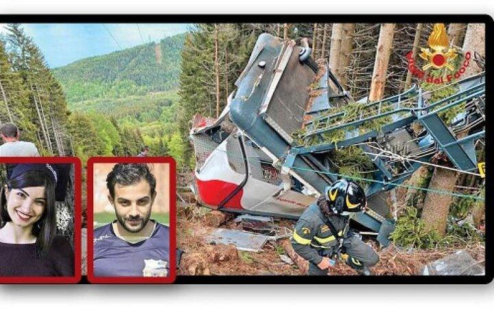 حادثه دلخراش مرگ جوان ایرانی و نامزدش در ایتالیا