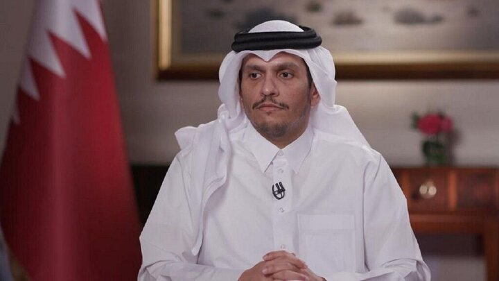 وزیر خارجه قطر عازم مصر شد