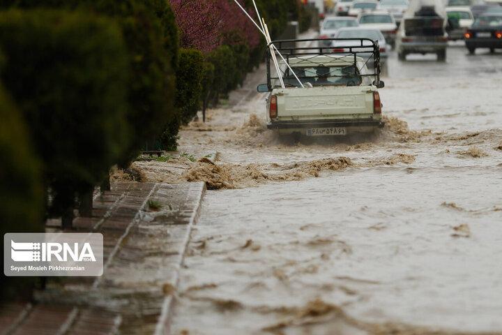 هشدار هواشناسی نسبت به احتمال وقوع سیلاب در ۵ استان