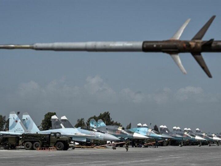 توسعه پایگاه هوایی روسیه در سوریه
