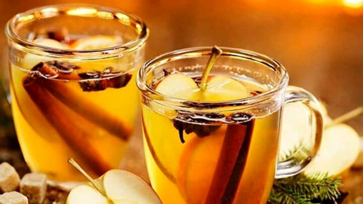 کاهش وزن و چربی سوزی با مصرف دمنوش سیب و دارچین + آموزش