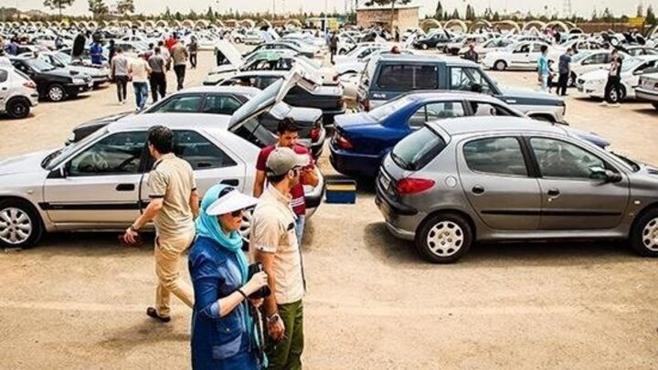 افزایش ۲ میلیون تومانی قیمت خودرو در بازار