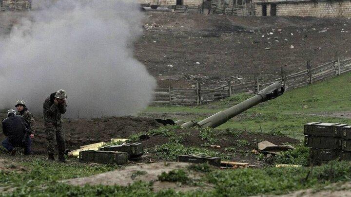 کشته شدن یک سرباز ارمنی به دست نیروهای آذربایجان