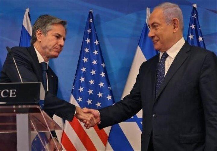 بلینکن: هدف ما و اسرائیل درباره ایران یکسان است