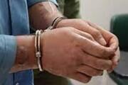 صحنه دلهرهآور دستگیری یک گروگانگیر در شیراز / فیلم
