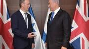 دومینیک راب خطاب به نتانیاهو: میتوانی روی ما حساب کنی!