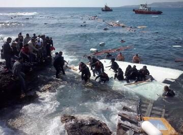 سازمان ملل، اتحادیه اروپا را مقصر مرگ مهاجران در دریای مدیترانه خواند