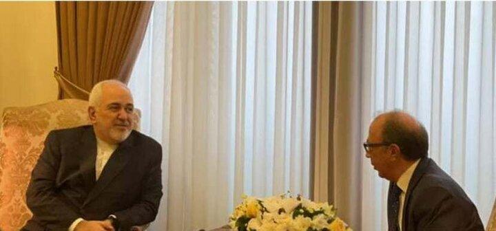دیدار ظریف با وزیر خارجه ارمنستان در ایروان