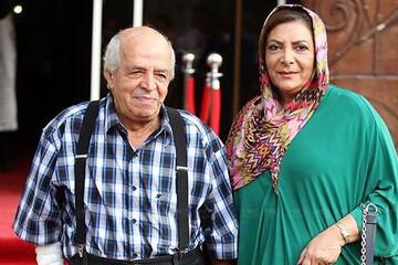 مصاحبه با مهوش وقاری درباره ماجرای لحظه فوت همسرش / فیلم