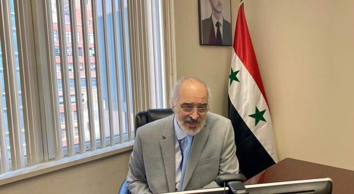 سوریه، فلسطین را بخشی از ملت خود میداند