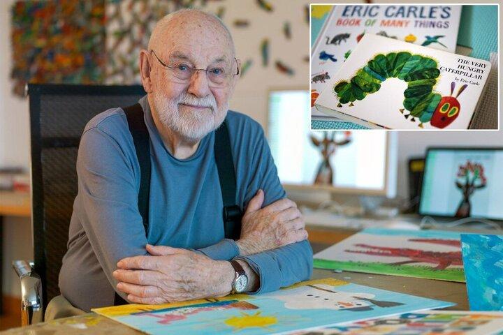«اریک کارل» نویسنده معروف آمریکایی درگذشت