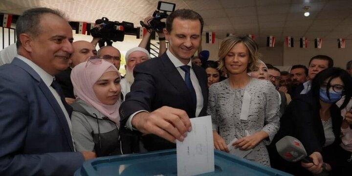 برگزاری انتخابات سوریه نشانه شکست دیپلماسی آمریکا است