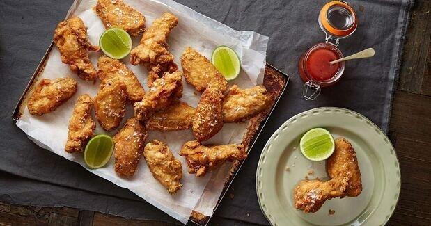 نحوه درست کردن مرغ سوخاری زنجبیلی