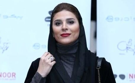 گریم سحر دولتشاهی برای سریال جدیدش / عکس