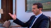 قدردانی بشار اسد از مردم سوریه