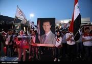 پیام تبریک چین به بشار اسد