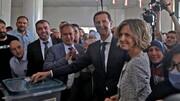روسیه به پیروزی بشار اسد واکنش نشان داد