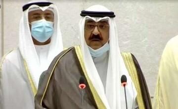 سفر ولیعهد کویت به عربستان
