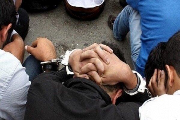 دستگیری عاملان ضرب و جرح در گرگان