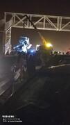 تصادف هولناک در جاده گچساران با ۵ کشته / دو کودک از کشته شدگان بودند